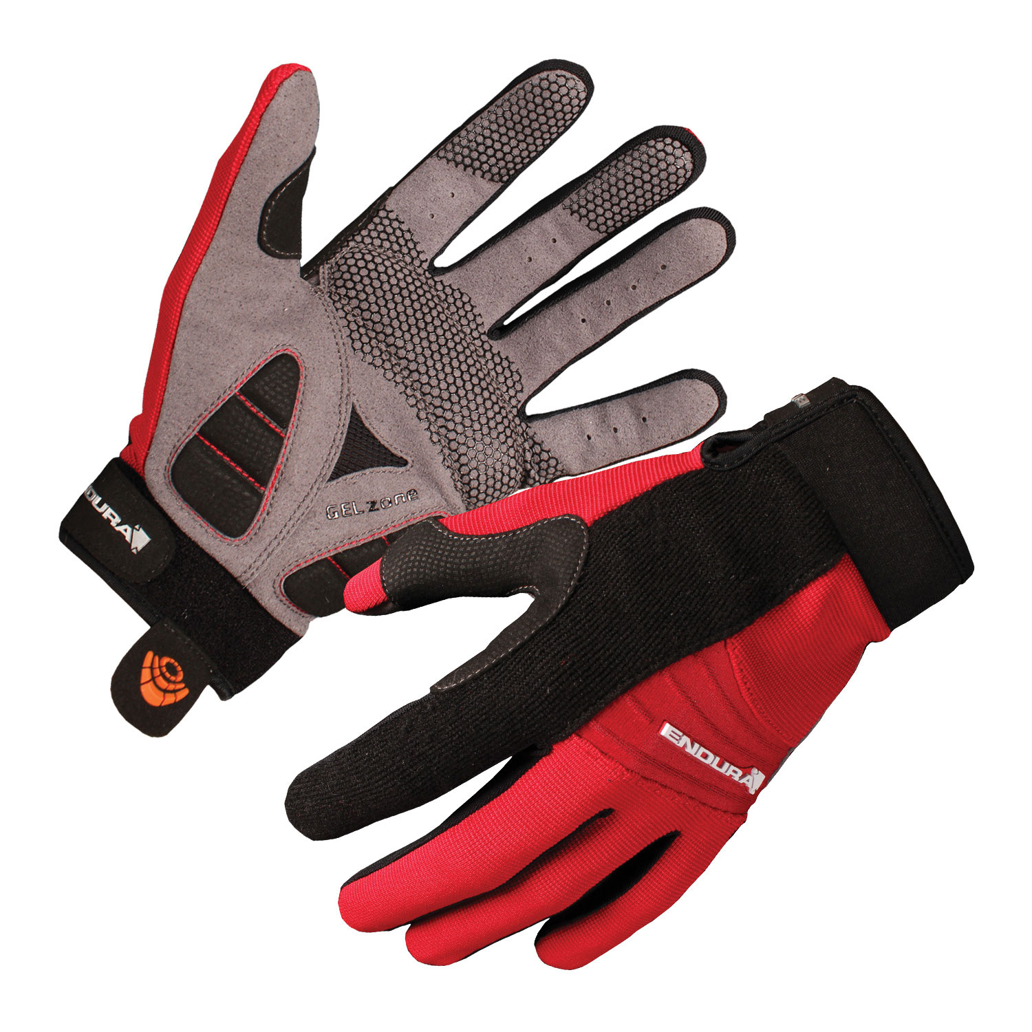 Full Monty Glove Red