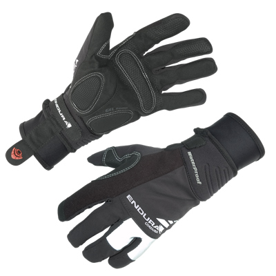 Deluge Glove Black/None