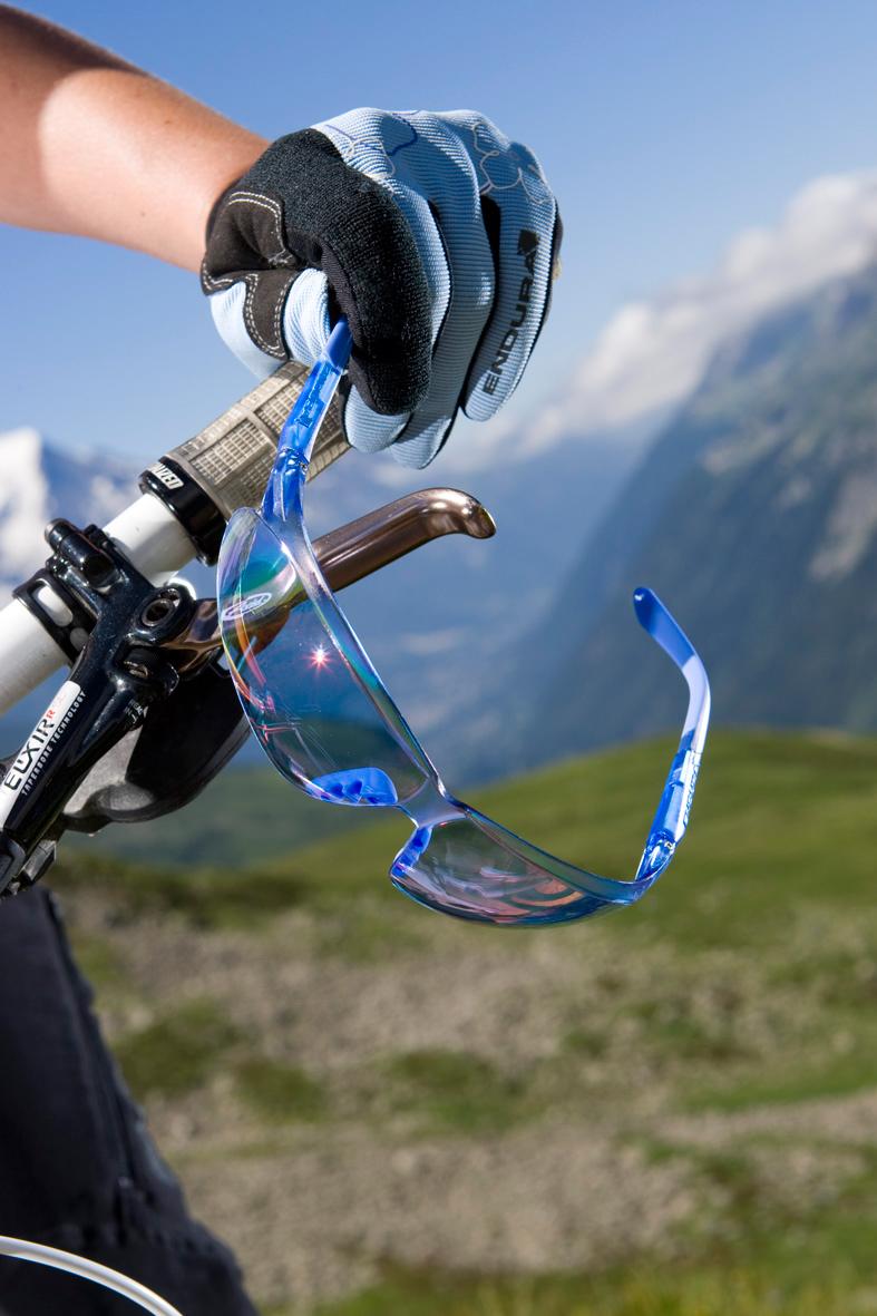 Spectral Glasses - Antifog Single-Lens