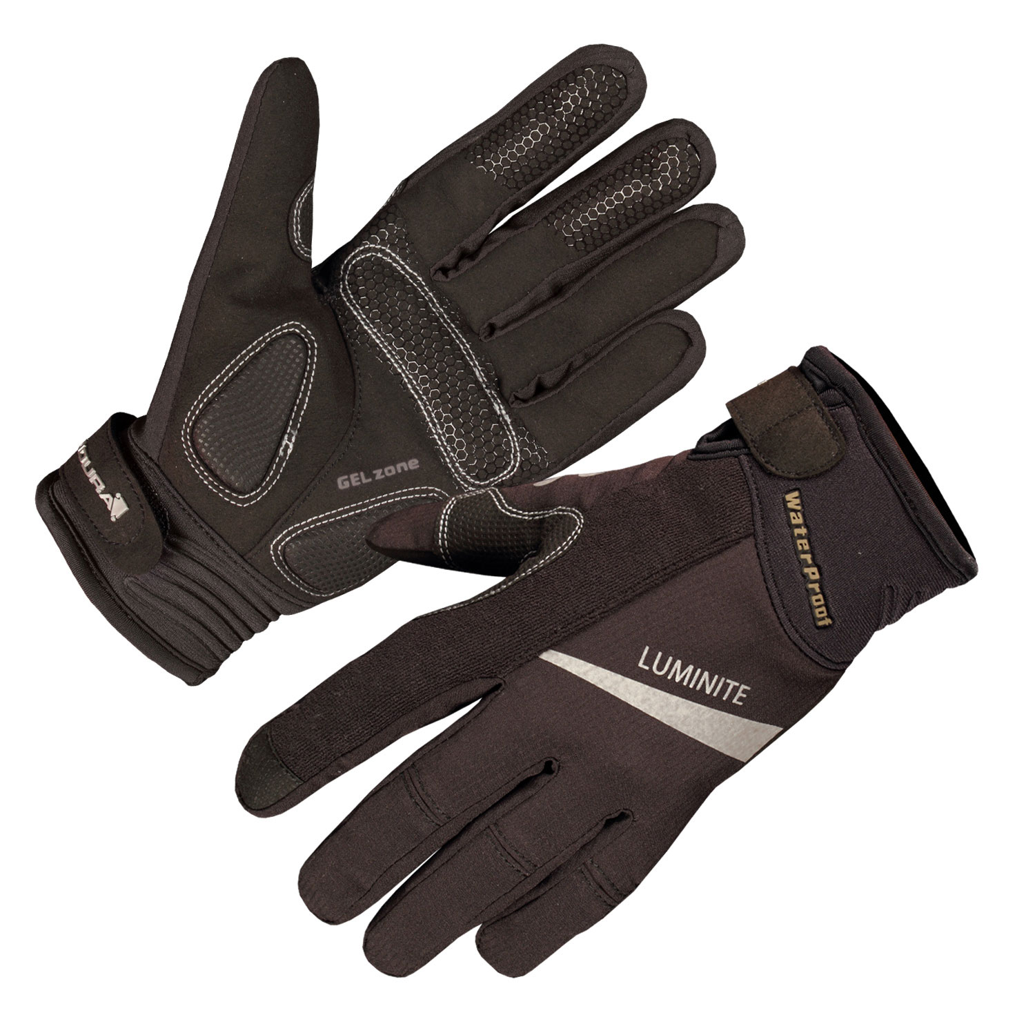Luminite Glove Black