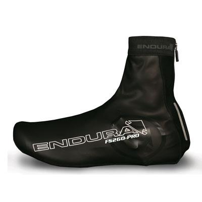 FS260-Pro Slick Overshoe Black