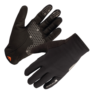 Thermo Roubaix Glove Black