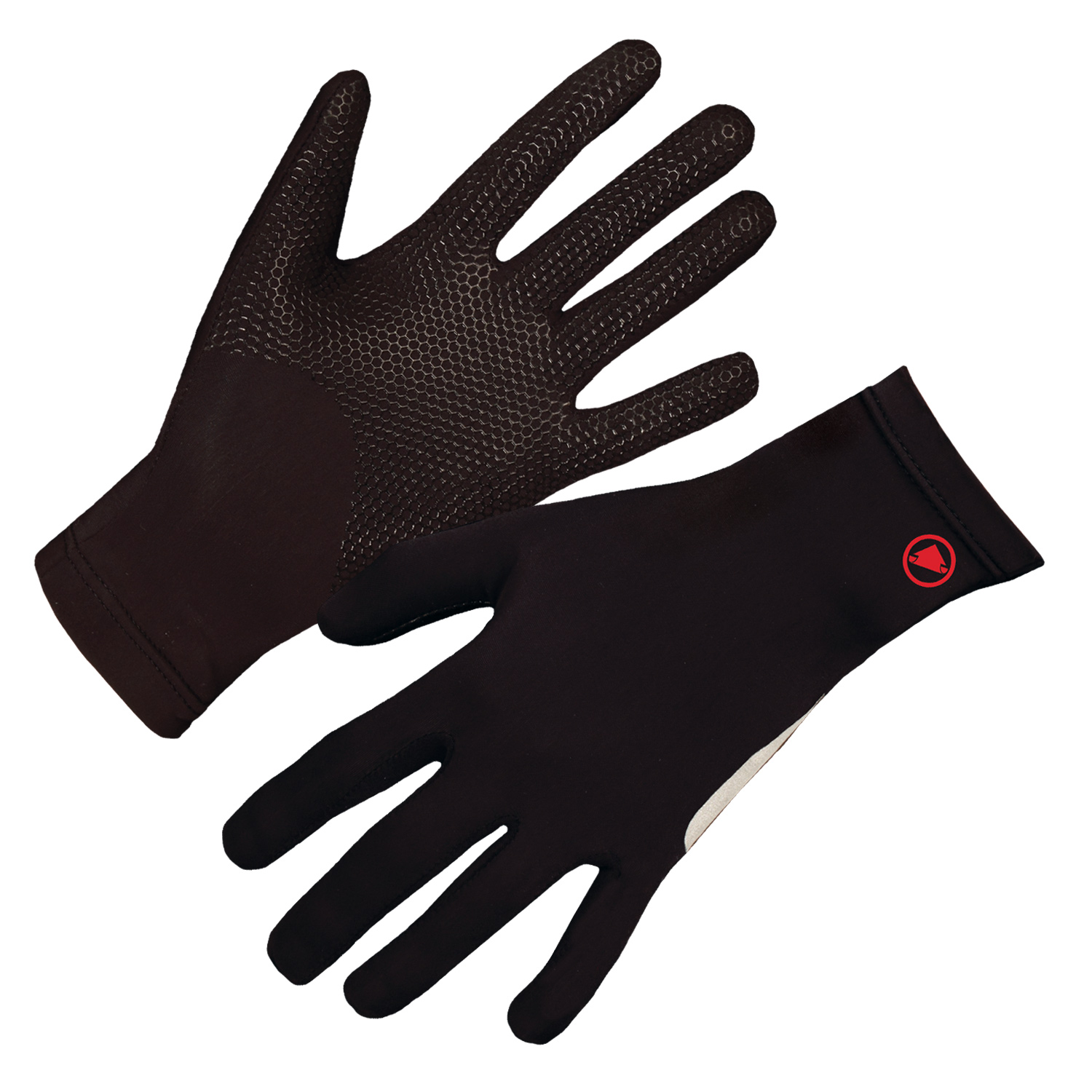 Gripper Fleece Glove Black