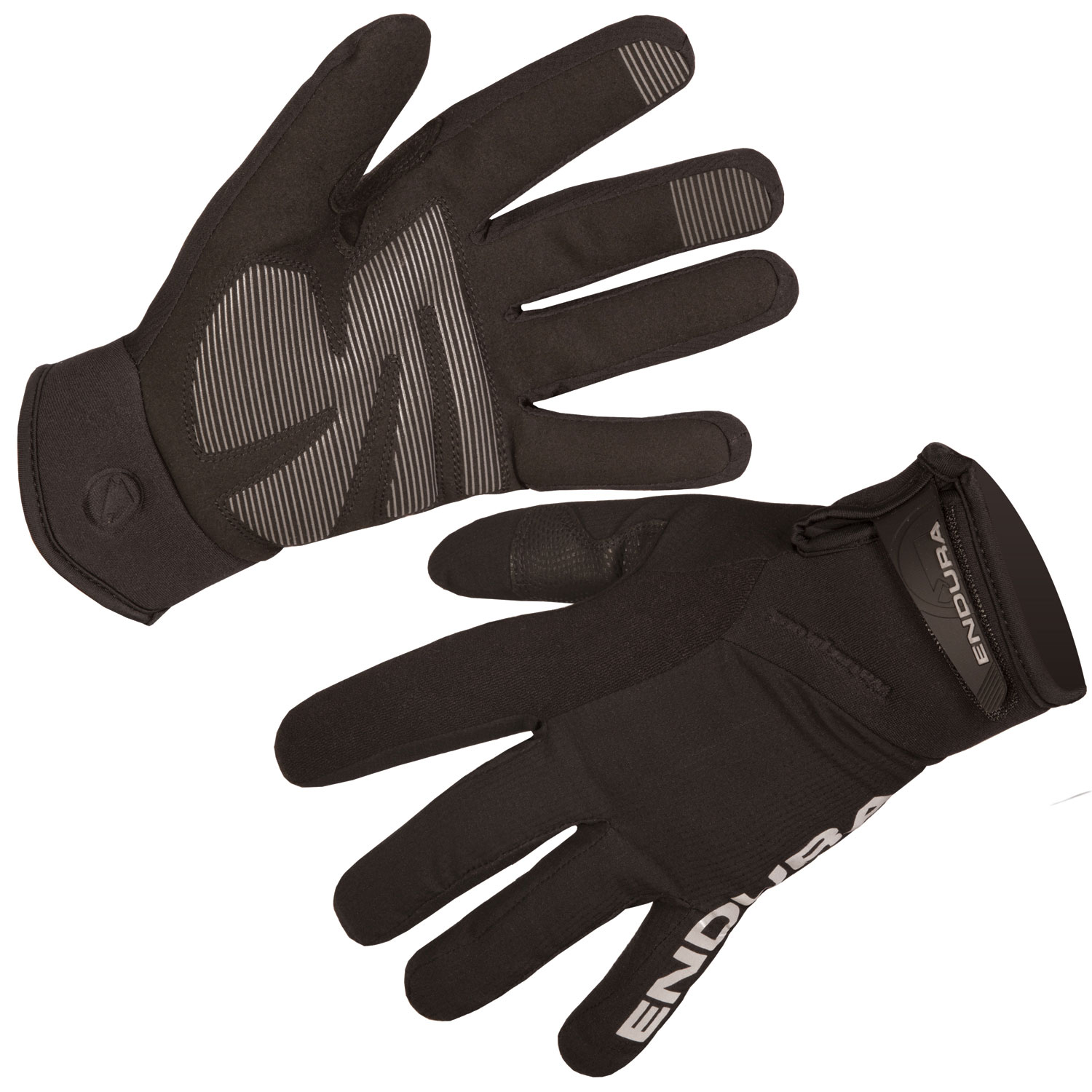 Strike II Glove   Black
