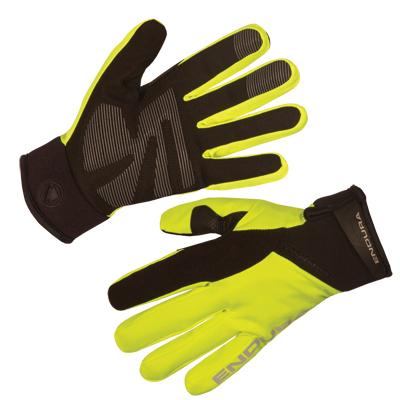 Strike II Glove   Hi-Viz Yellow