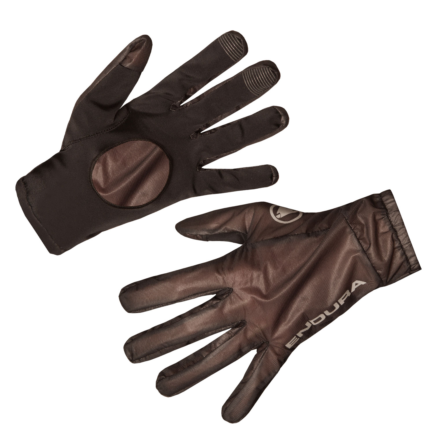 Adrenaline Shell Glove Black