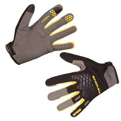 MT500 Glove II  Black