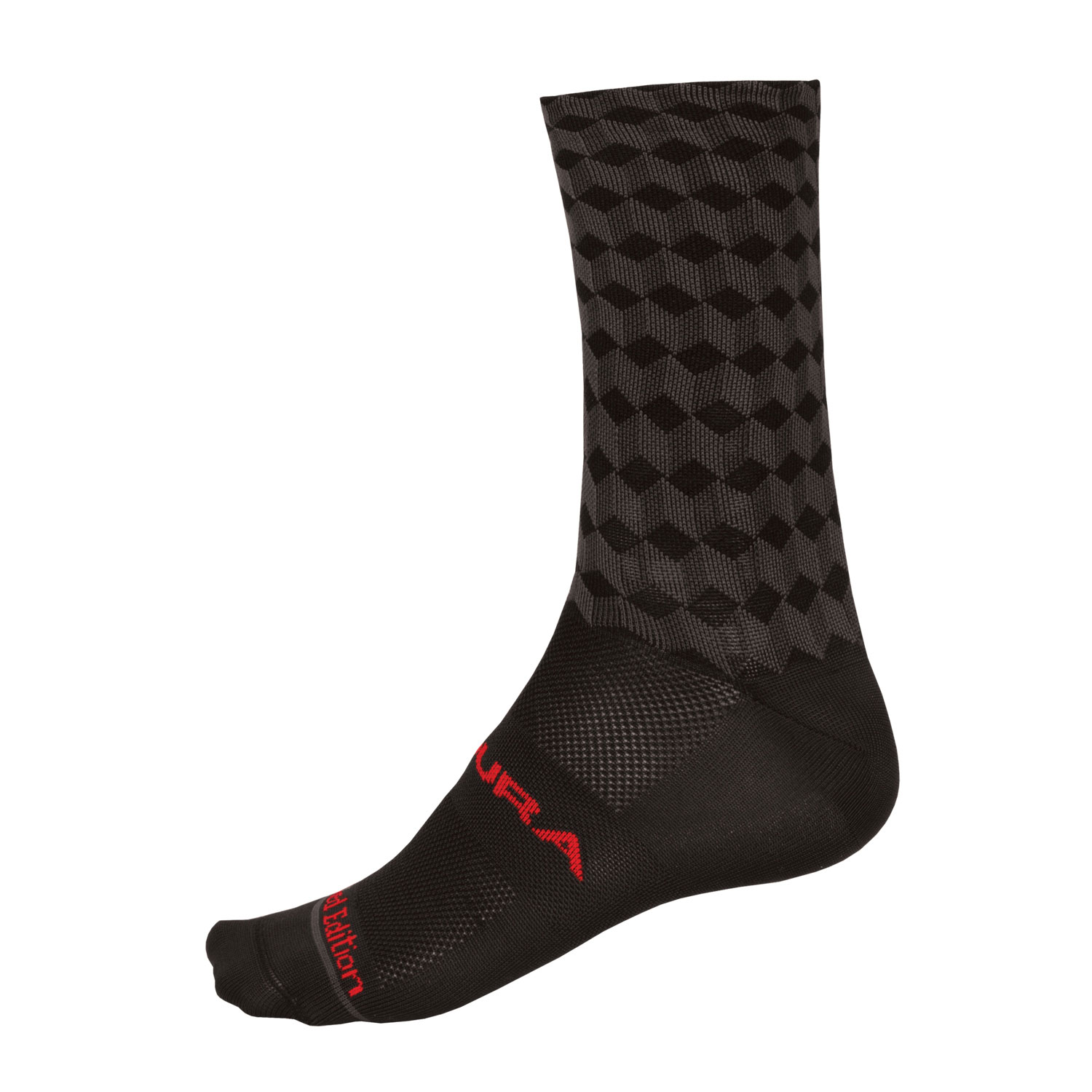 Cubitex Graphic Sock Black