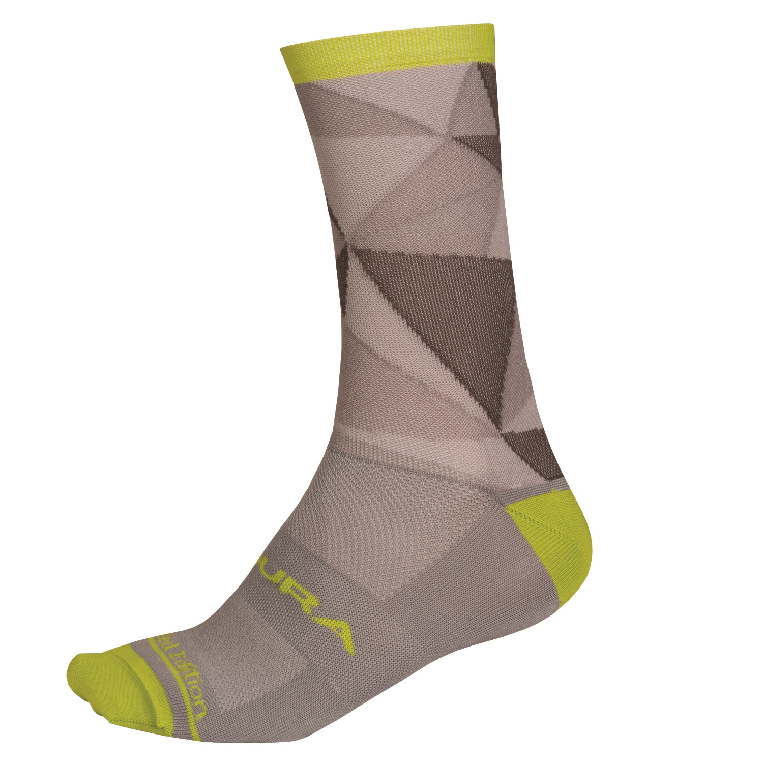 M90 Graphic Sock  Kelly Green
