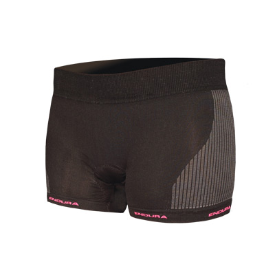 Wms Engineered Padded Knicker Black