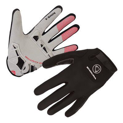 SingleTrack Plus Glove Black