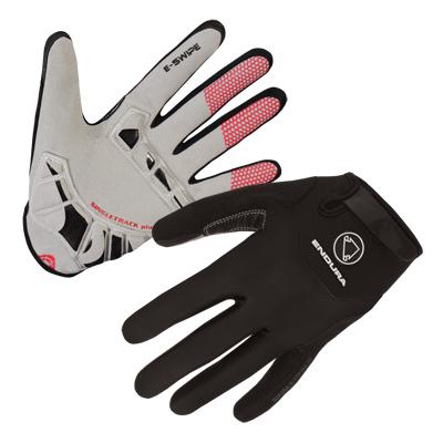 SingleTrack Plus Glove Black