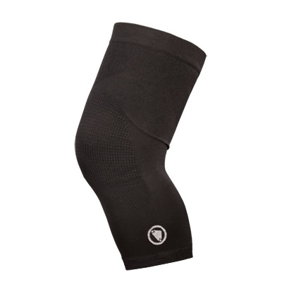 Engineered Knee Warmer Black