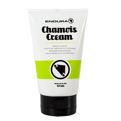 Endura Chamois Cream Black/None