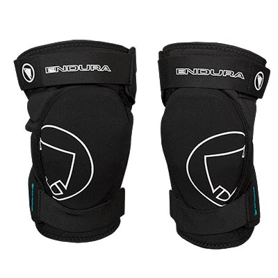 SingleTrack Knee Protector Black