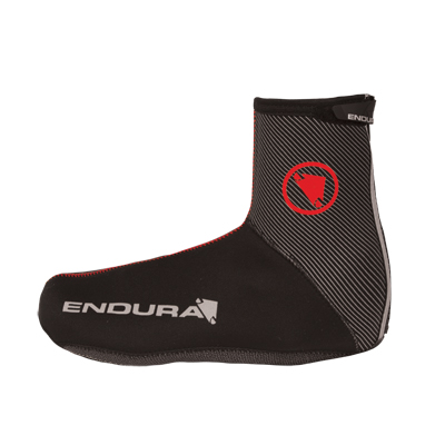Freezing Point Overshoe Black