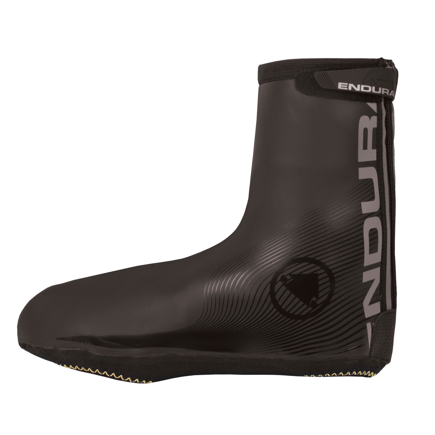 Road II Overshoe Black