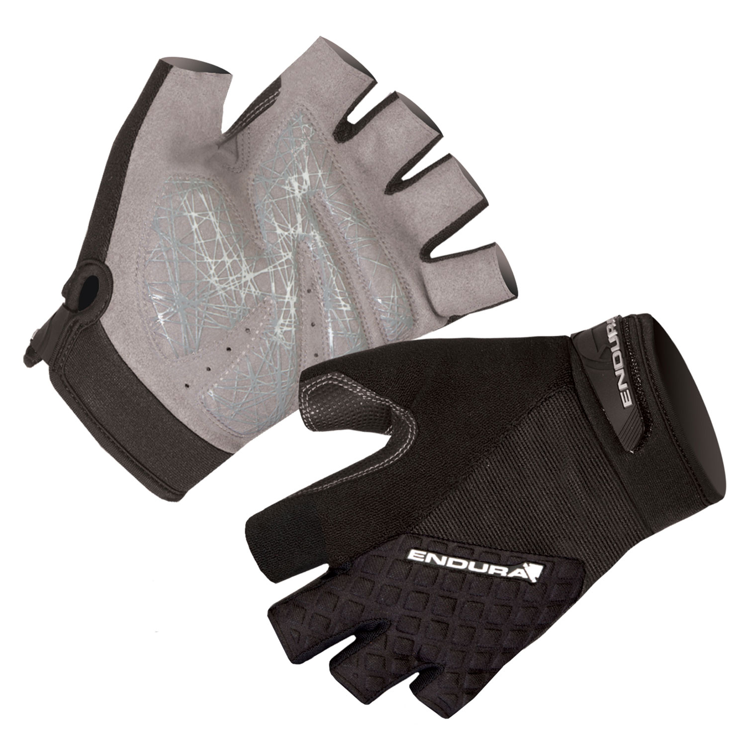 Hummvee Plus Mitt Black