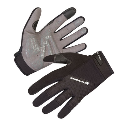 Hummvee Plus Glove Black