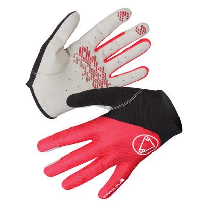 Hummvee Lite Glove Red
