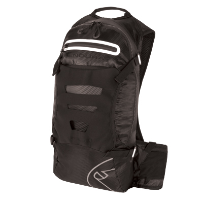 SingleTrack Backpack  Black