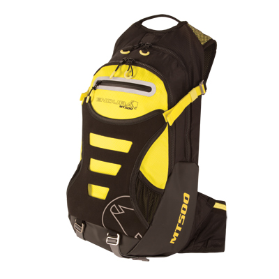 MT500 Enduro Backpack Black