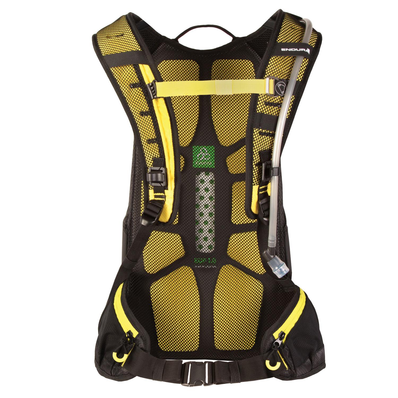 MT500 Enduro Backpack back