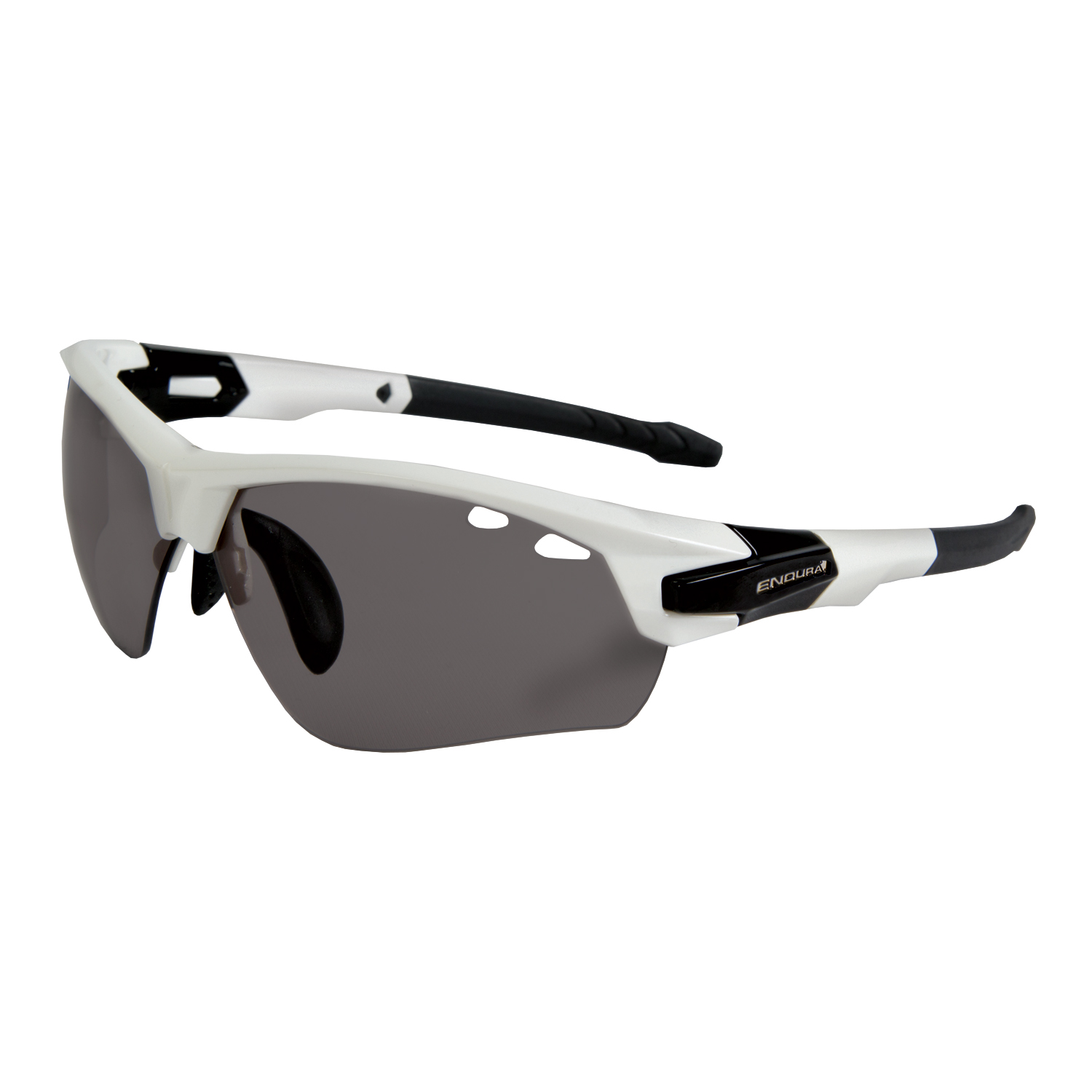 Char Glasses White