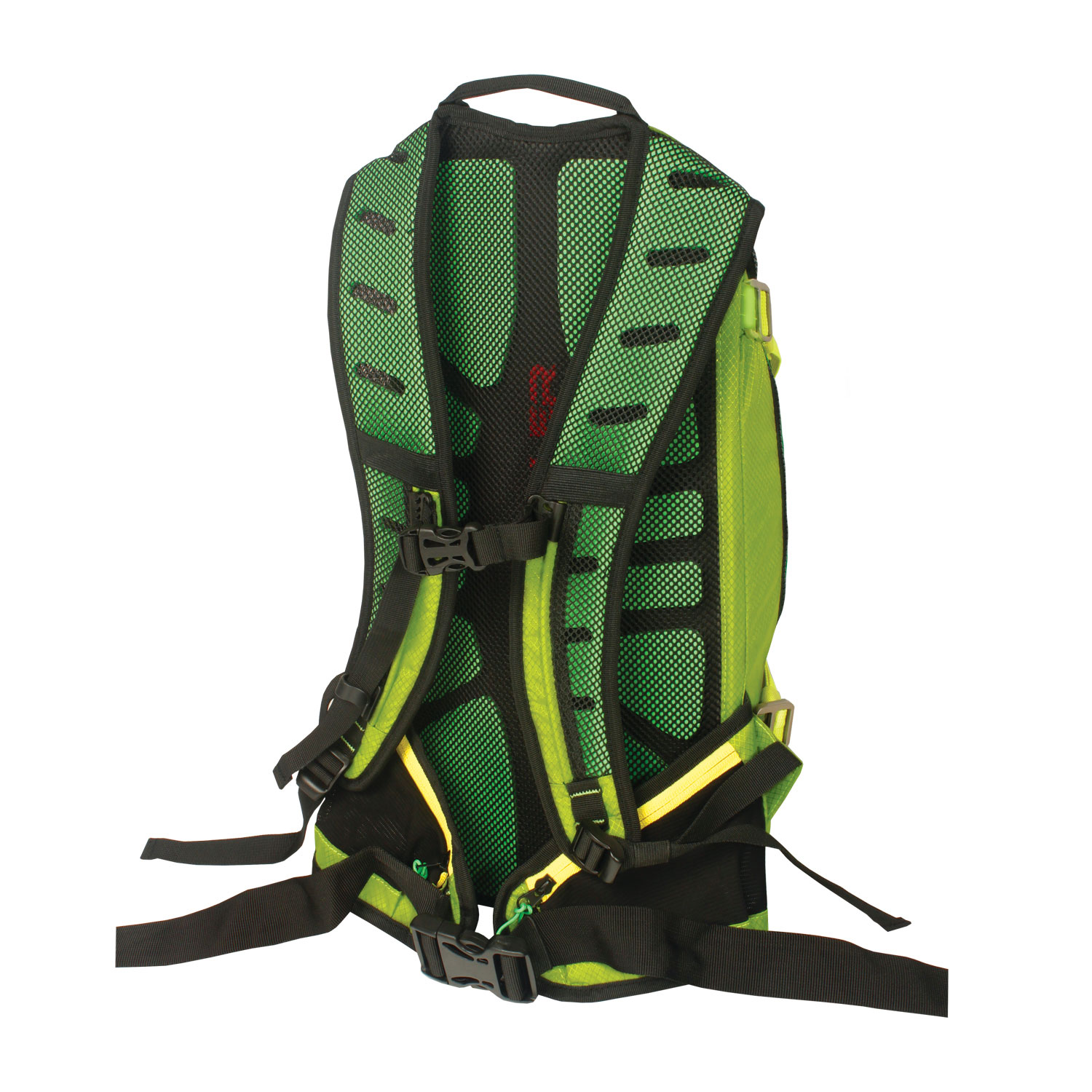 SingleTrack Backpack with HydrapakⓇ back