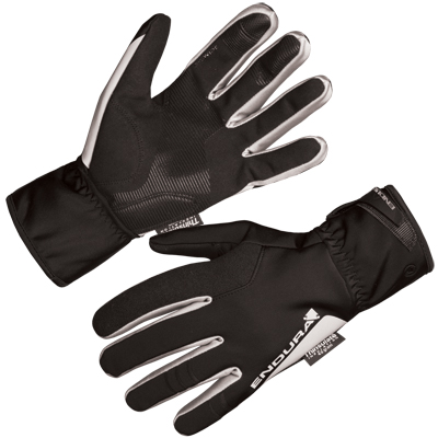 Deluge II Glove       Black