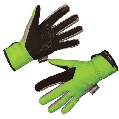 Deluge II Glove       Hi-Viz Green
