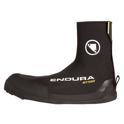 MT500 Plus Overshoe Black