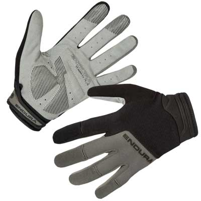 Hummvee Plus Glove II Black