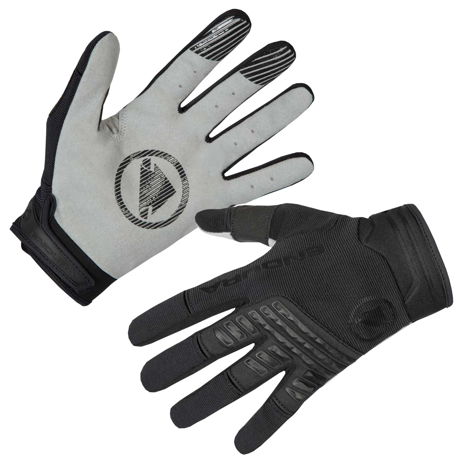 SingleTrack Glove Black
