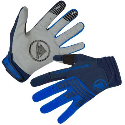 SingleTrack Glove Navy