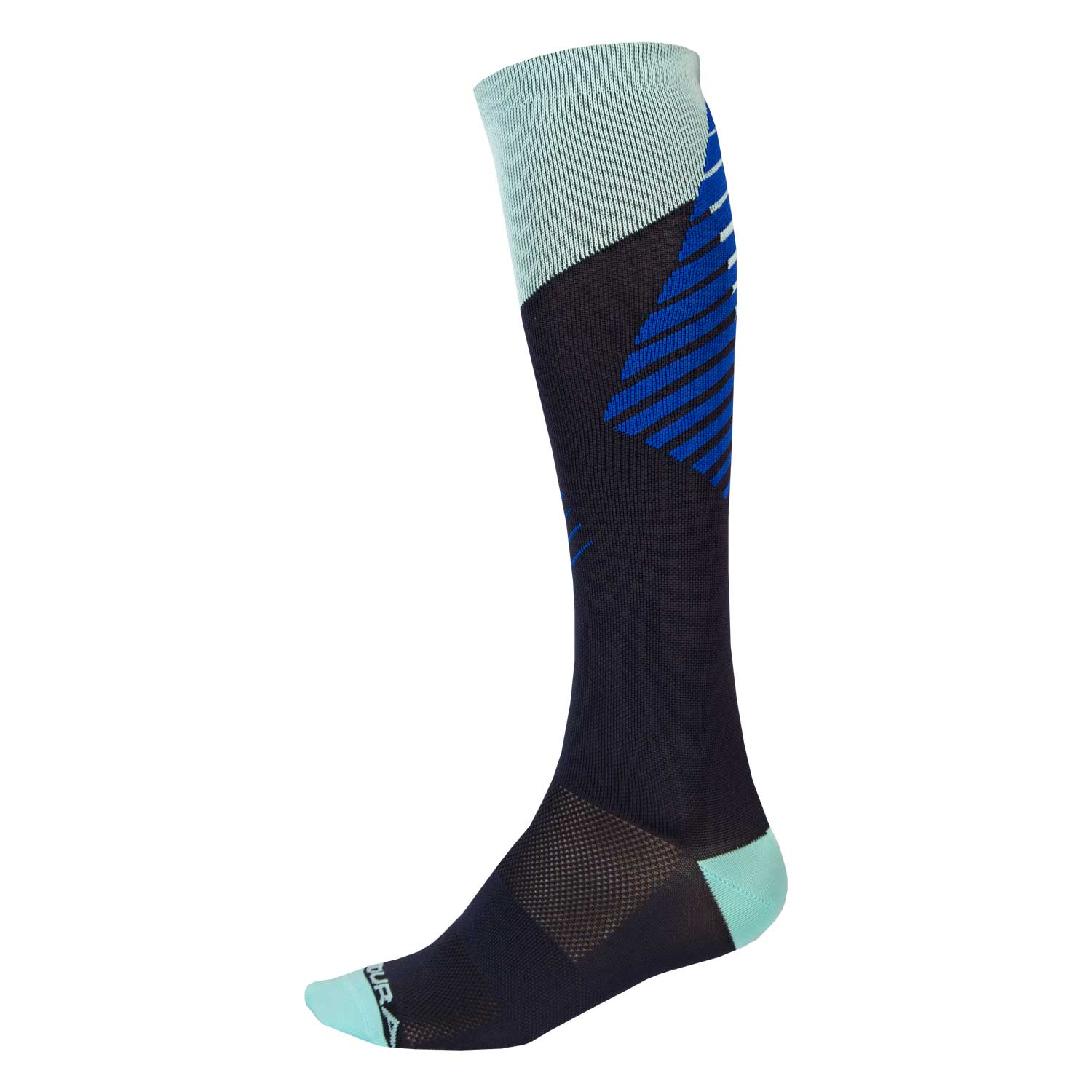 Wms SingleTrack Sock Cobalt Blue