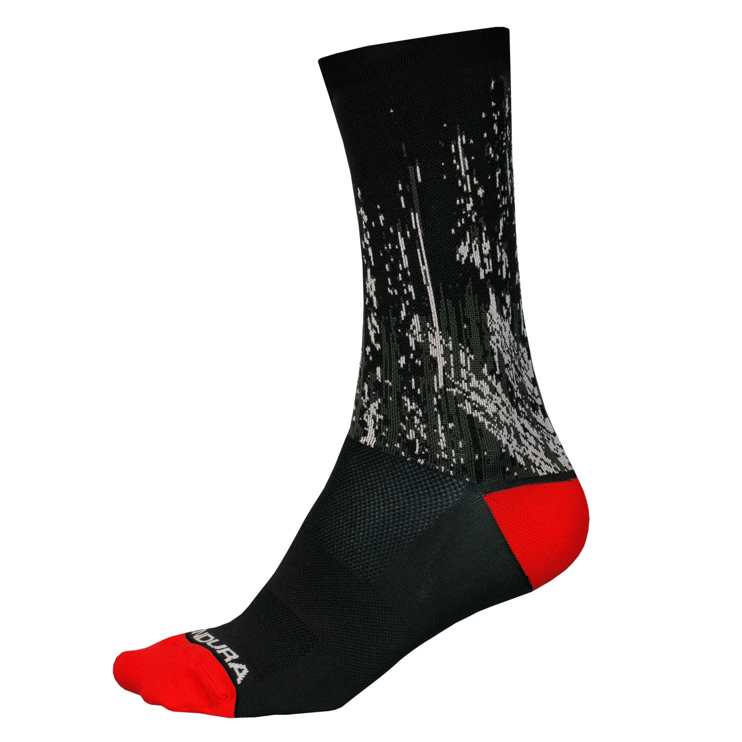 Geologic Sock Black