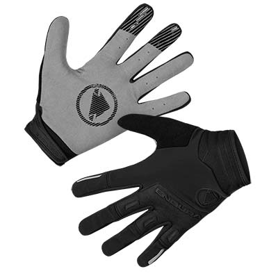 SingleTrack Windproof Glove Black