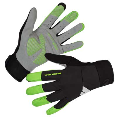 Windchill Glove Hi-Viz Green
