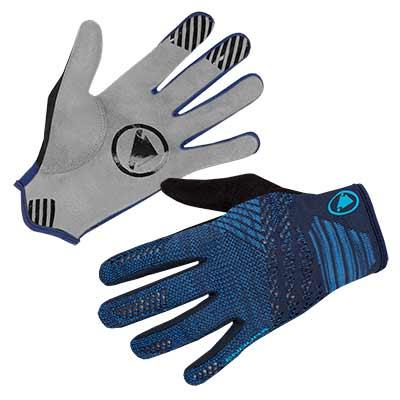SingleTrack LiteKnit Glove Navy