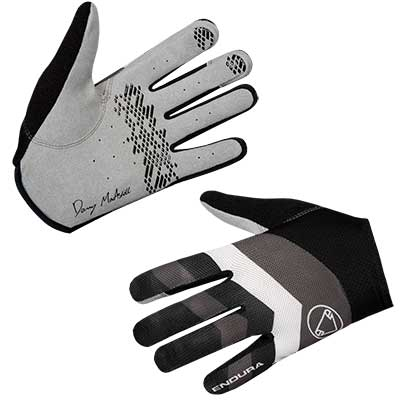 Hummvee Lite Glove II Black