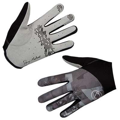 Hummvee Lite Glove II Grey Camo