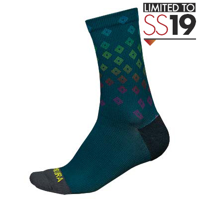 Wms PT Scatter Sock LTD