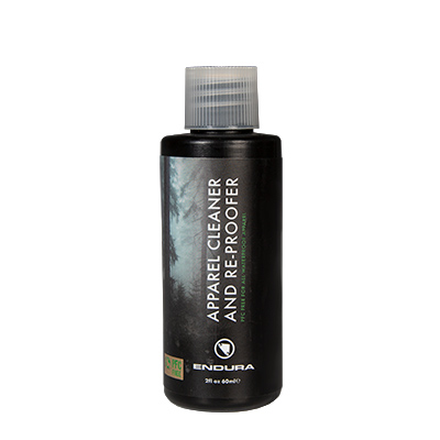 Apparel Cleaner and Re-proofer 60ml Clear