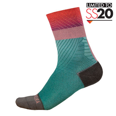Women's Lines Sock LTD