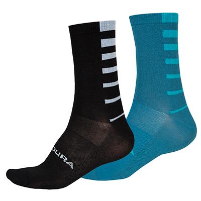 Coolmax® Stripe Socken (Doppelpack)