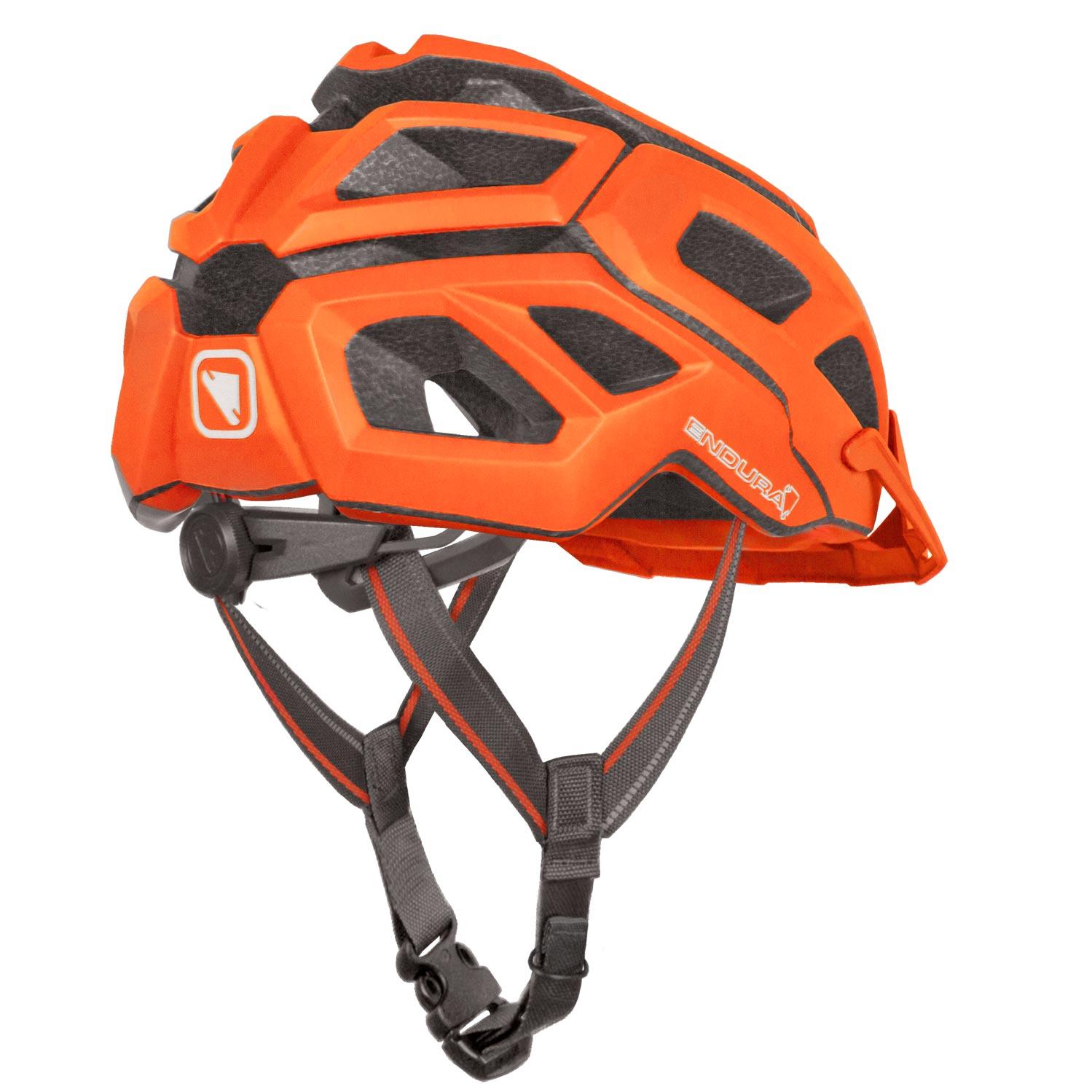 SingleTrack Helmet back
