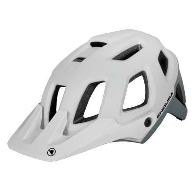 SingleTrack Helmet II White