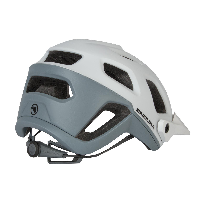 SingleTrack Helmet II back