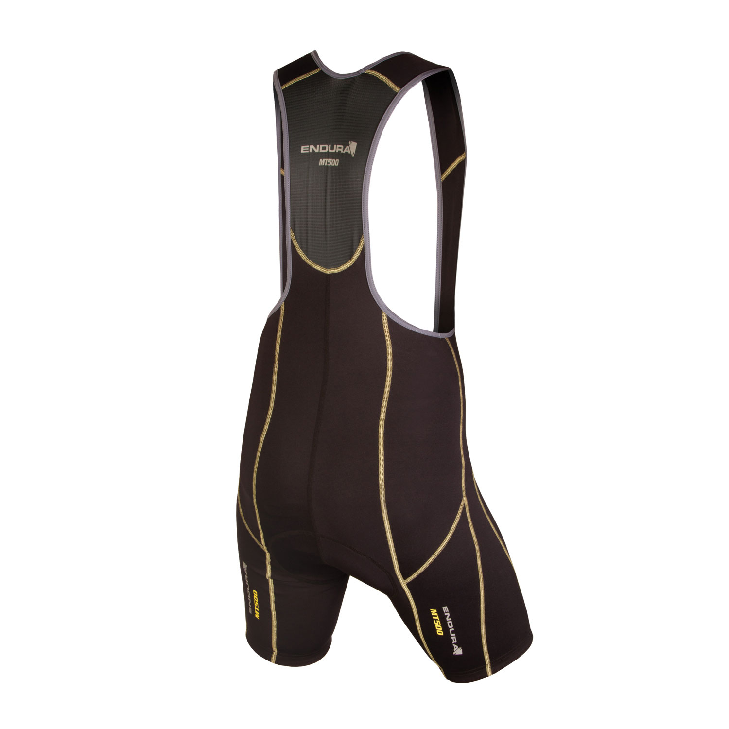MT500 Bibshort Black/None